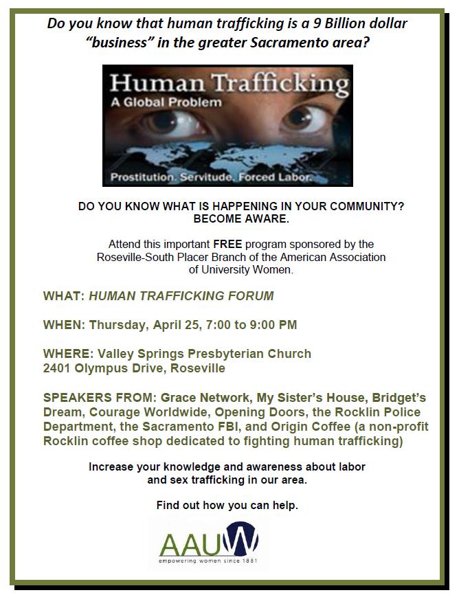 HumanTraffickingForum